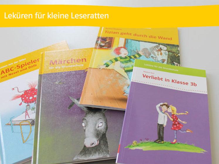 Ernst Klett Verlag Lesen In Der Grundschule Ausgabe Ab